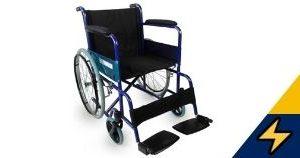 sillas de ruedas plegables