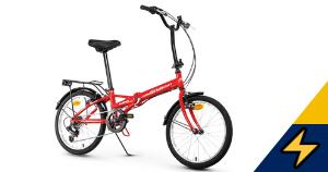 compra los mejores bicicletas plegables